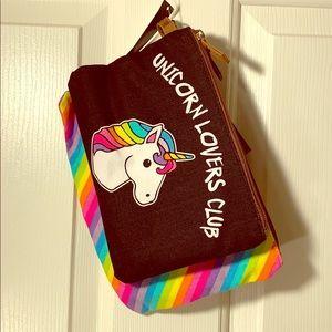 Handbags - Unicorn pouch